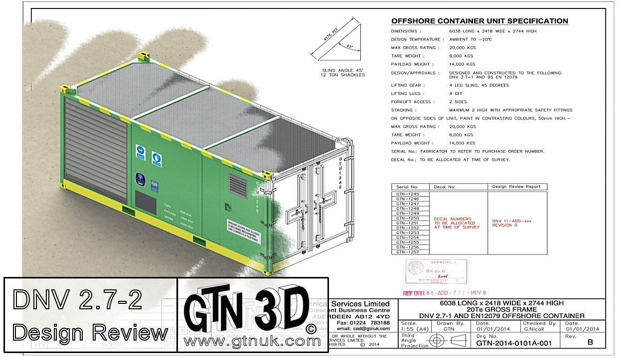 GTN UK - CAD Design Aberdeen